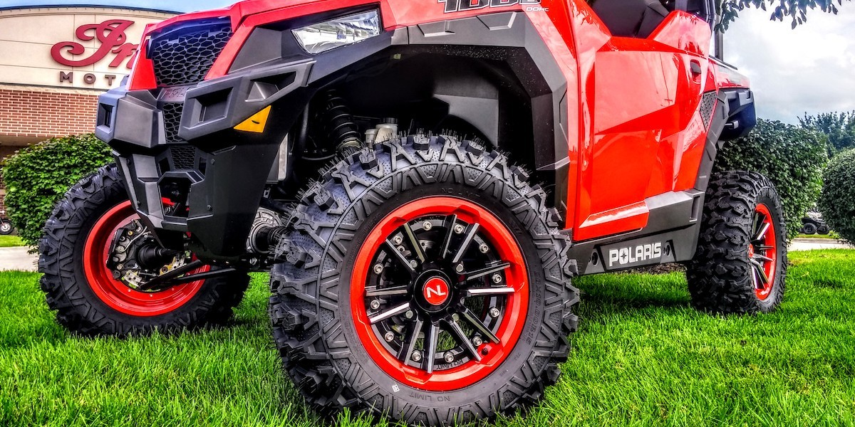 Custom ATV UTV Wheels And Rims