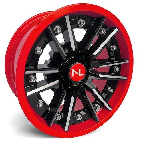 Storm two piece modular wheel by No Limit Wheels