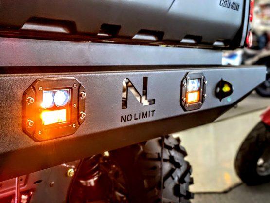 Gen-2-rear-bumper-flush-mount-light-pod-polaris-ranger-canam-defender