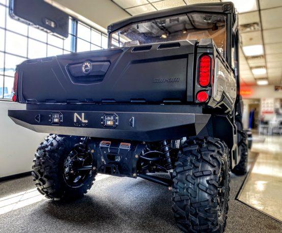 gen2 defender & ranger rear bumper